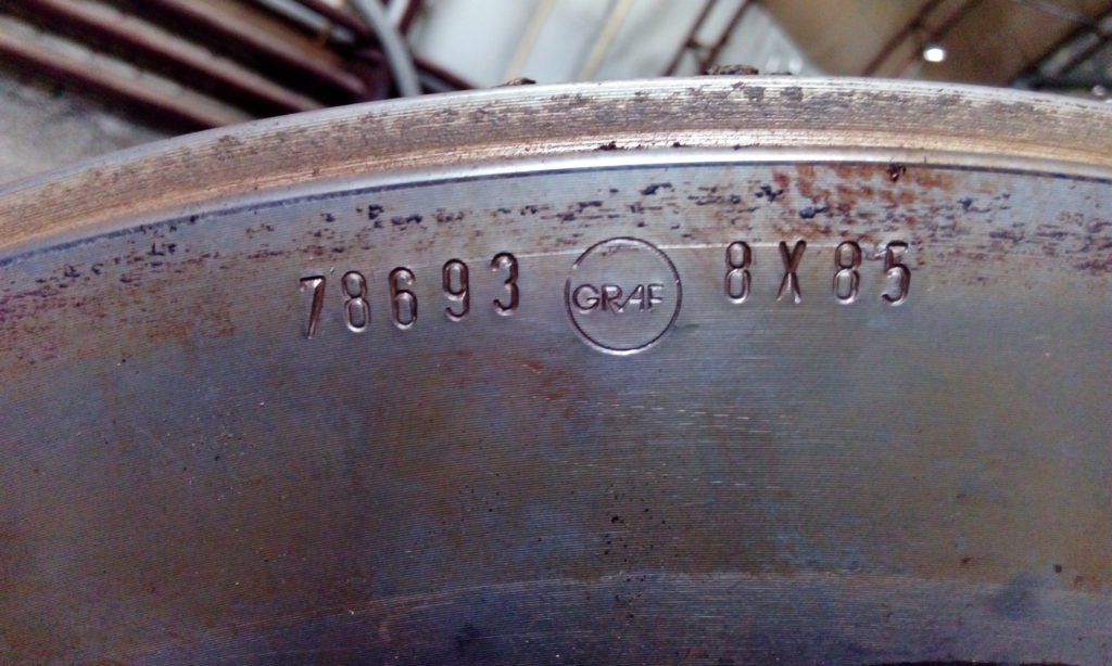 маркировка матрицы гранулятора